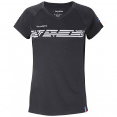 LADY F2 AIRMESH BLACK HEATHER