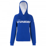 LADY FLEECE HODDIE ROYAL