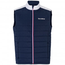 MEN SLEEVELESS BOMBER