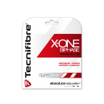 X-ONE BIPHASE SQUASH 1,18 RED